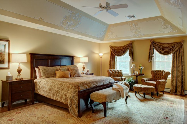 19+ Elegant Master Bedroom Designs, Decorating Ideas ...