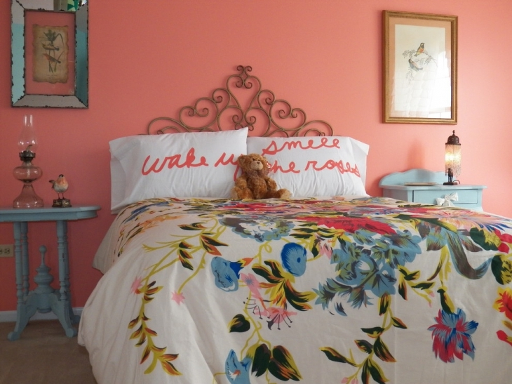 20 Vintage Teen Girls Bedroom Designs Decorating Ideas Design