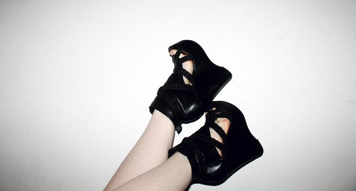 Pretty Kids High Heels Designs | Design
