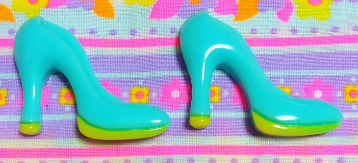 Simple High Pump Heels