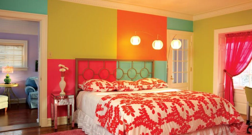 11 colorful bedroom designs  decorating ideas design