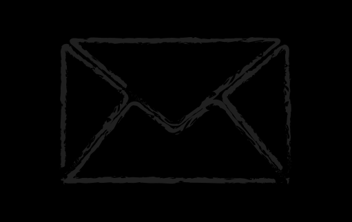 Email Icon Black
