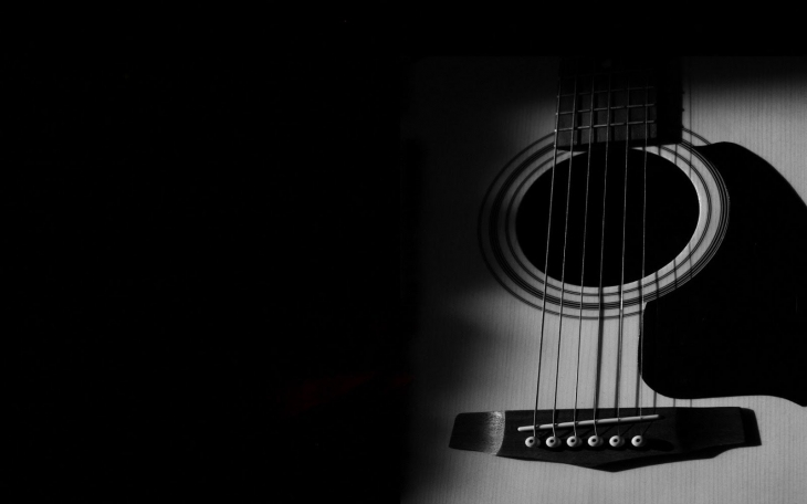 Acoustic hd Guitar Backgrounds