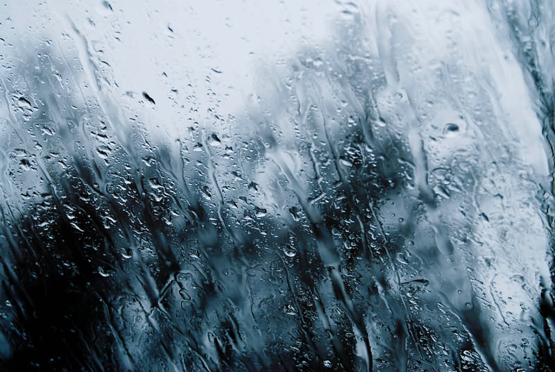 Rain Water Texture
