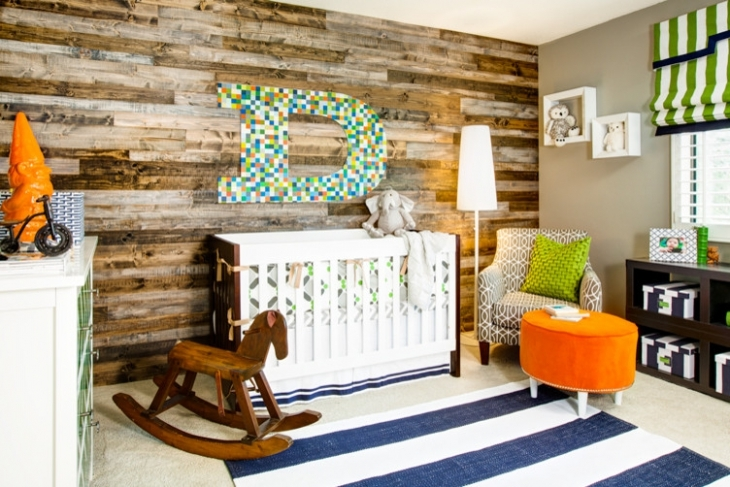 Kids Play Room Decorating Idea
