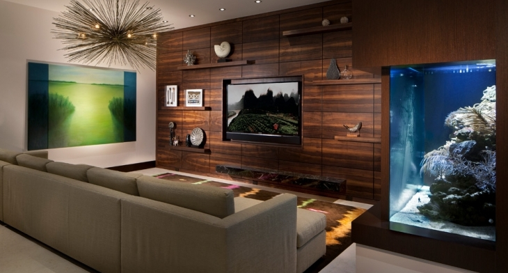 Awesome Wood Wall Designs