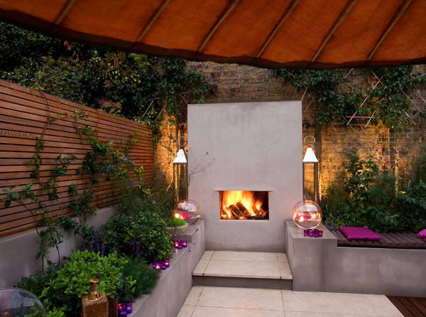 London Molly Wood Garden Design