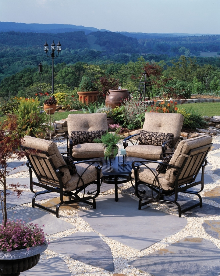 lounge chair idea for outdoor