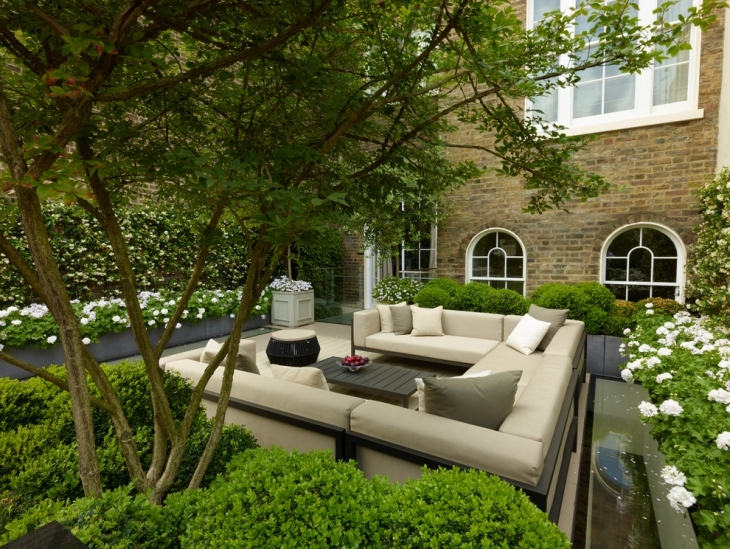 outdoor sectional sofa design