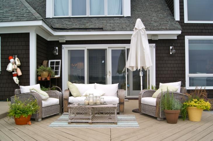 beach style furniture design picture