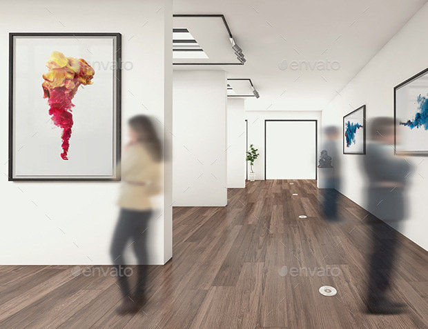 Exhibition Stall Mockup Psd : Gallery mockups psd download design trends