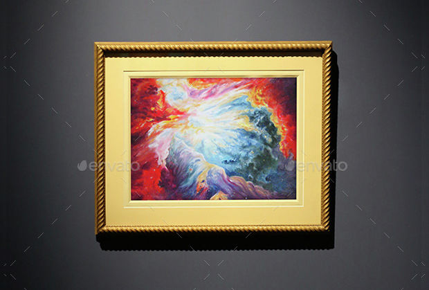 Premium Gallery Mockup