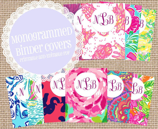 Background Covers of Lilly Pulitzer