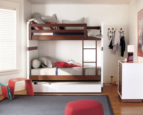 modern bunk bed design