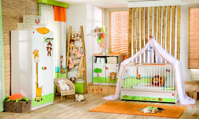 Cool Baby Boy Nursery Design