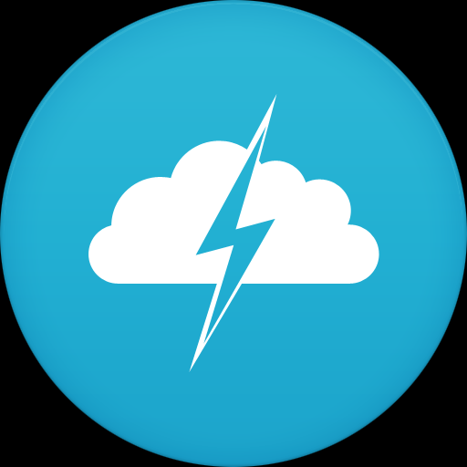 stormy weather icon1