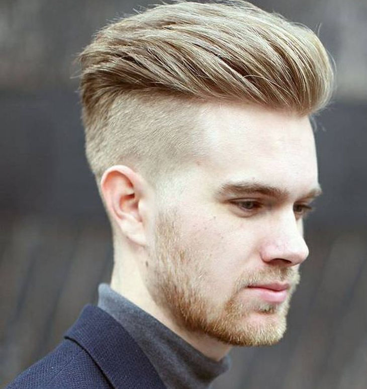 mid taper fade haircut ideas