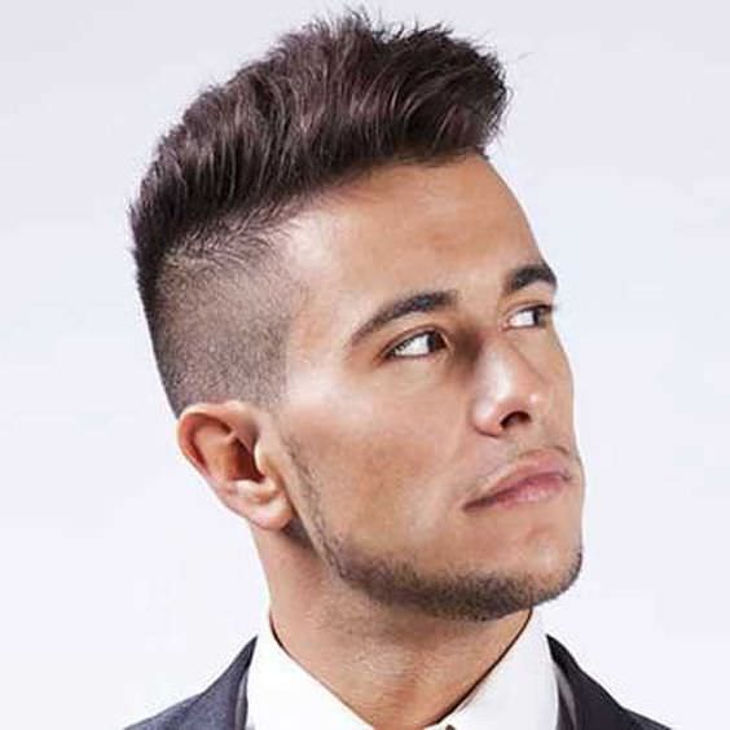 classic taper fade haircut design