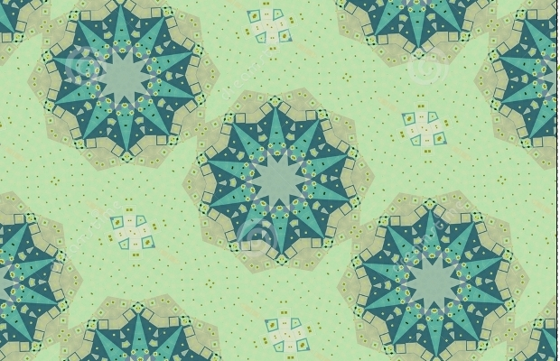 Blue Star Quilt Pattern
