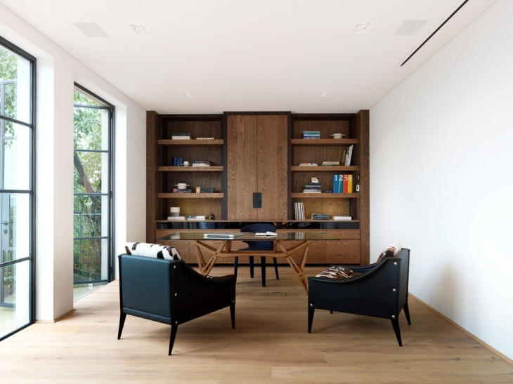 20 Contemporary Home Office Furniture Designs Ideas Plans
