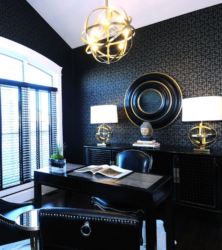 20+ Contemporary Home Office Furniture, Designs, Ideas, Plans