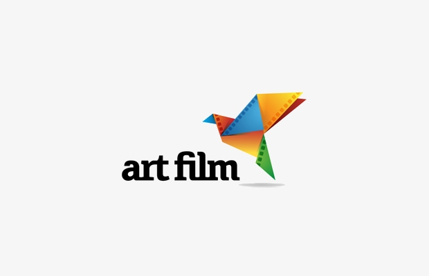 art film logo design