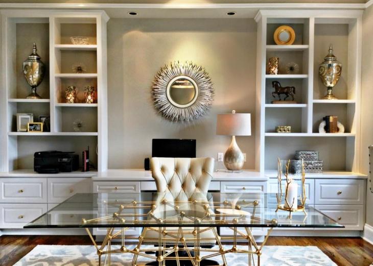 glass desks for home office white antique glass table design 20 home office desk designs ideas plans trends premium