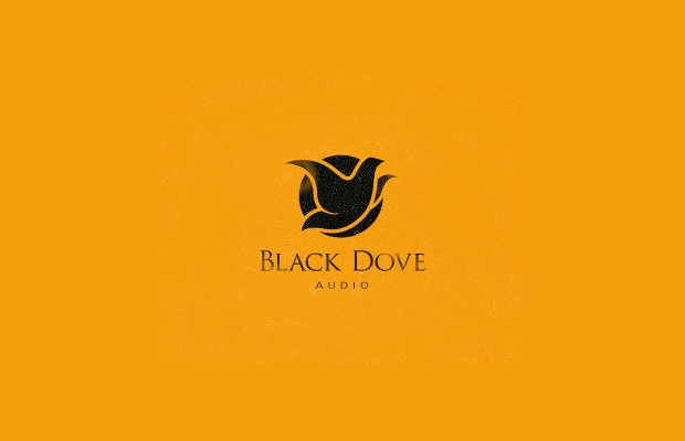 Black Dove Logo Design