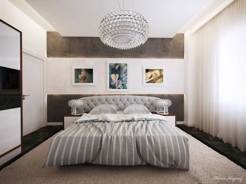 Brilliant Mastern Bedroom Interior Design