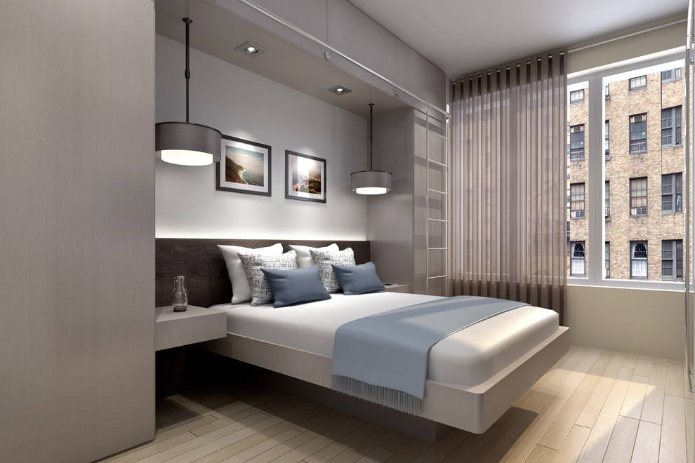 23 modern bedroom interior design bedroom designs for Modern bedroom interior design