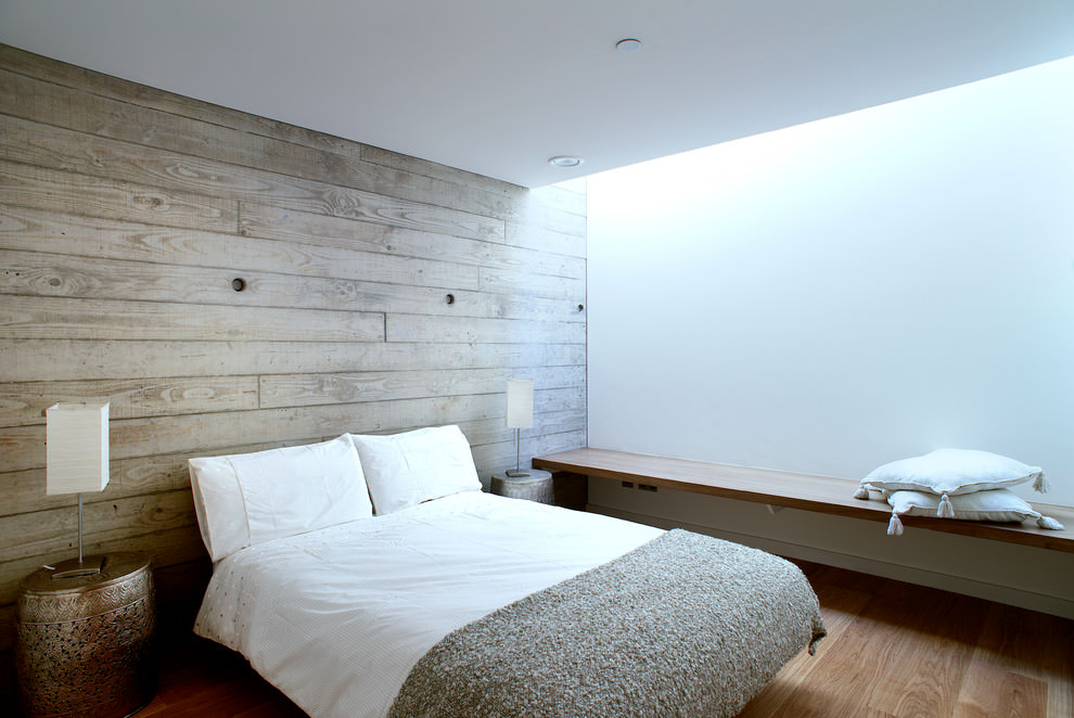 Classic Modern Bedroom Interior Design