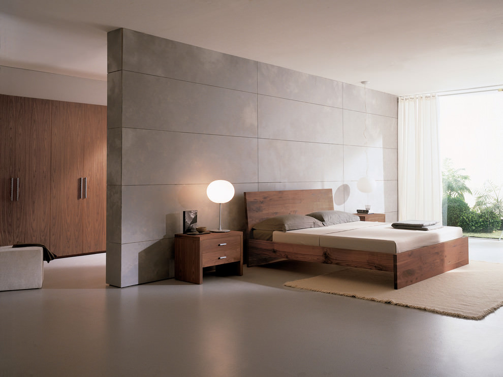 Fancy Modern Bedroom Interior Design