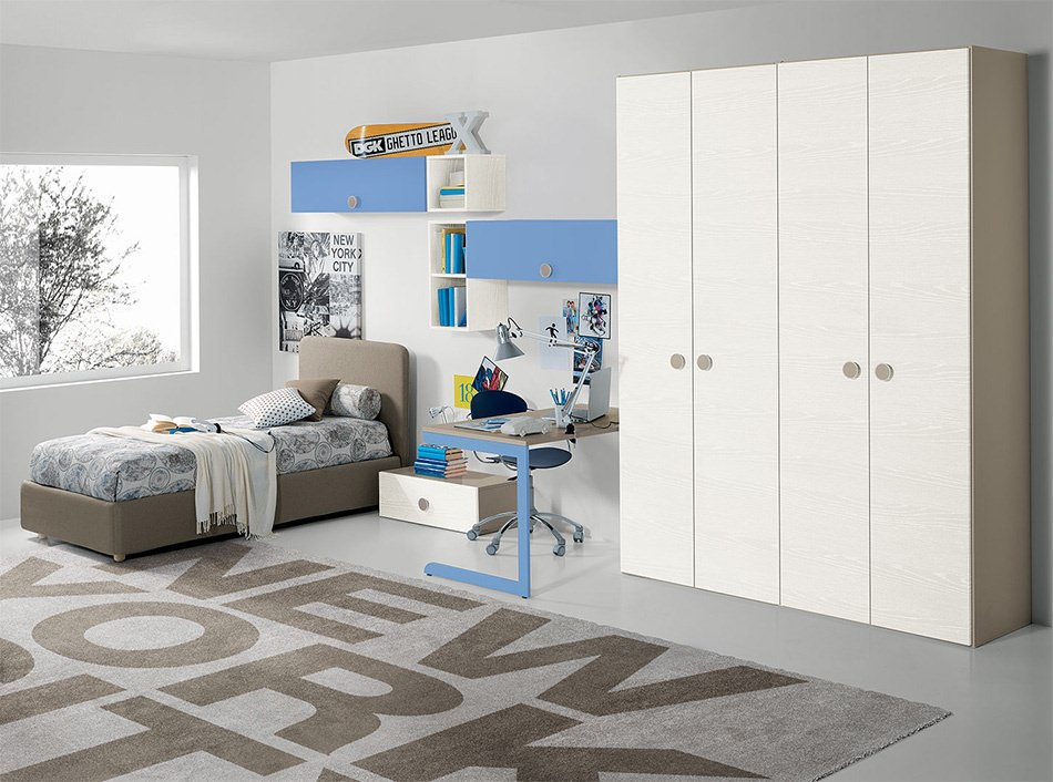 Sassy Modern Bedroom Interior Design
