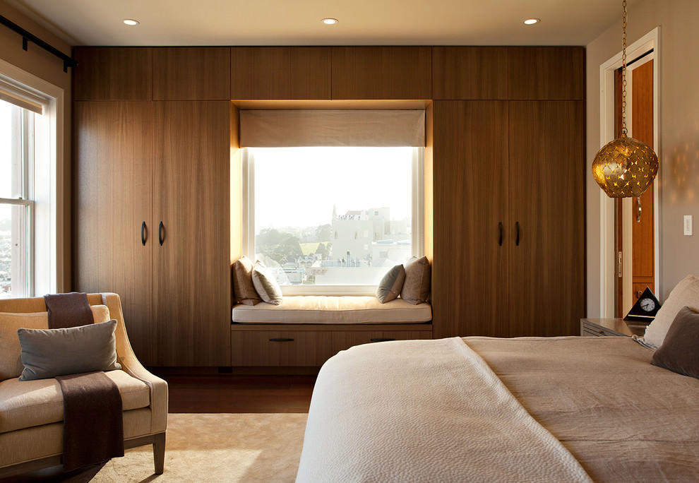 Sopisticate Modern Bedroom Interior Design