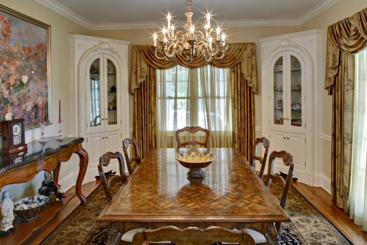 20+ Formal Dining Room Designs, Decorating Ideas