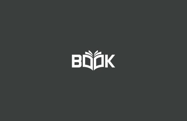 Awesome Book Logo Design