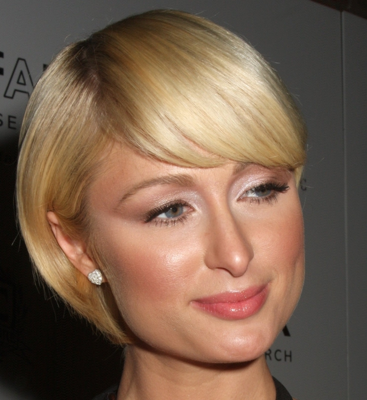 Paris Hilton Sedu Hair