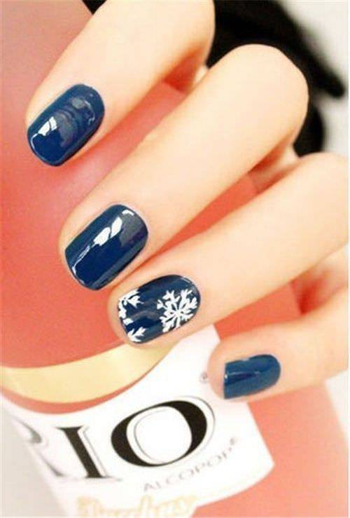 New Year Best Nail Design