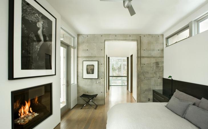 Concrete Stone Wall Design