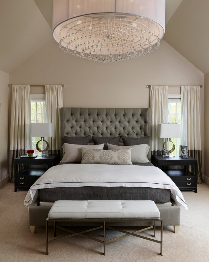 Bedroom Chandelier Designs Decorating Ideas Design Trends