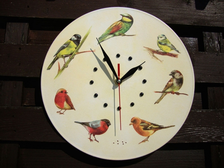 Unique Decorative Wall Clock