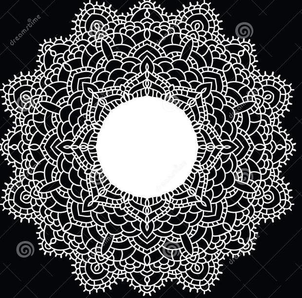 beautiful flower crochet pattern
