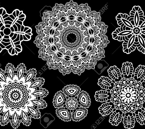 delicate crochet patterns