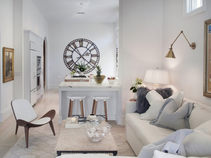 Extra Large Clock For Living Room