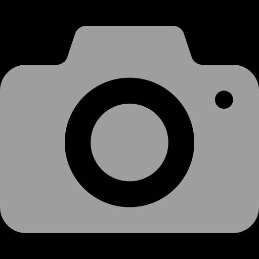flat camera icon