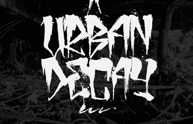 urban decay font