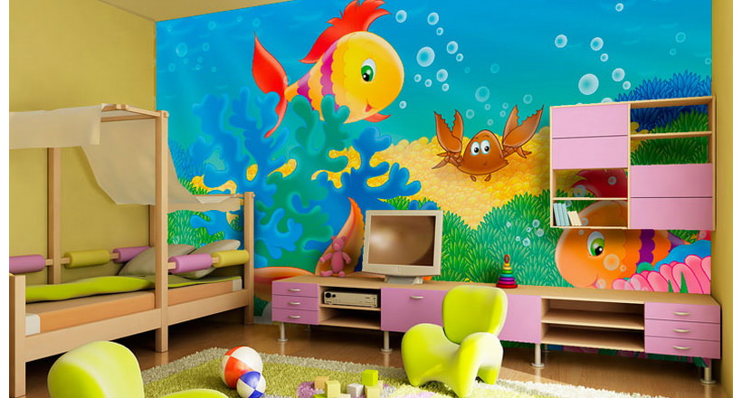 11+ Childrens Bedroom Designs, Decorating Ideas | Design Trends ...