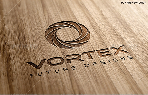 Vertex Symmetric Type Logo Design