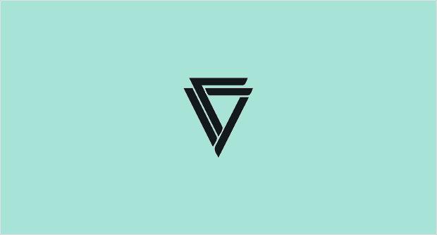 Symmetric Inspirational Logo