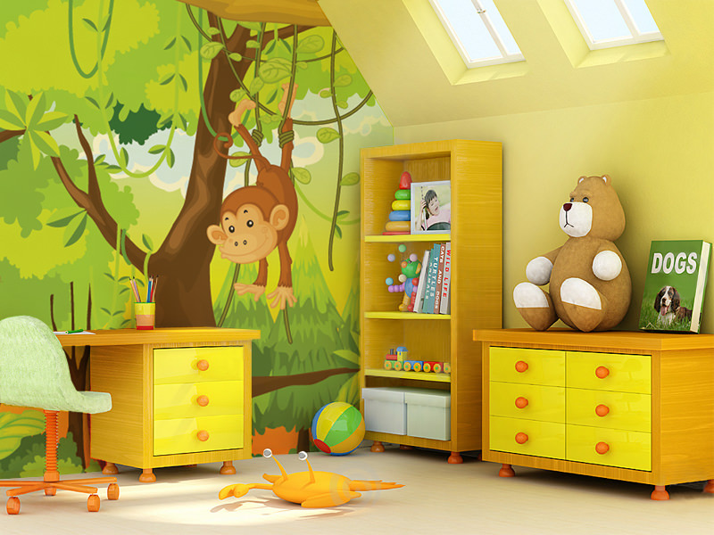 Best Kid Wallpaper Design